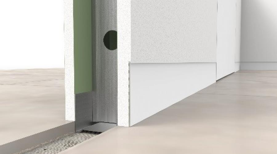 Top Nieuwe invisiplint maakt het argenta® invisible concept compleet AR26